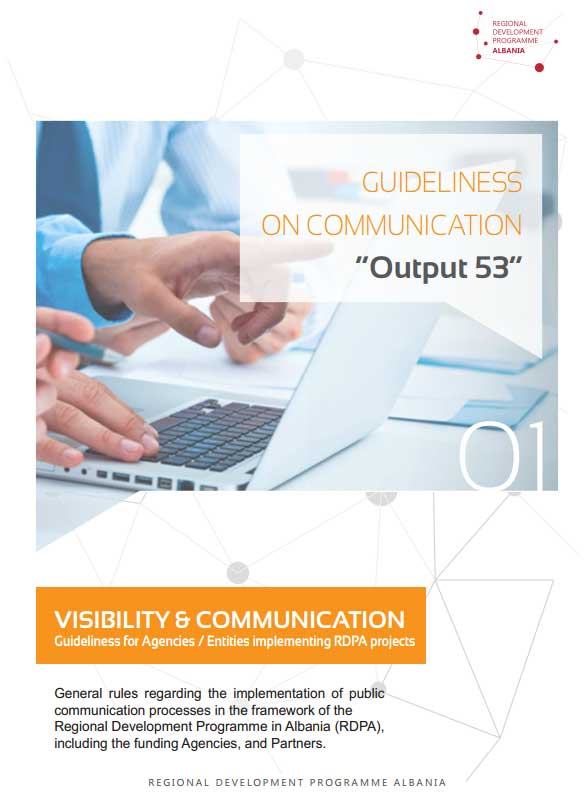 Visibility and Communication Guidelines
