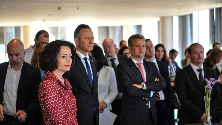 RDPA launched in Tirana