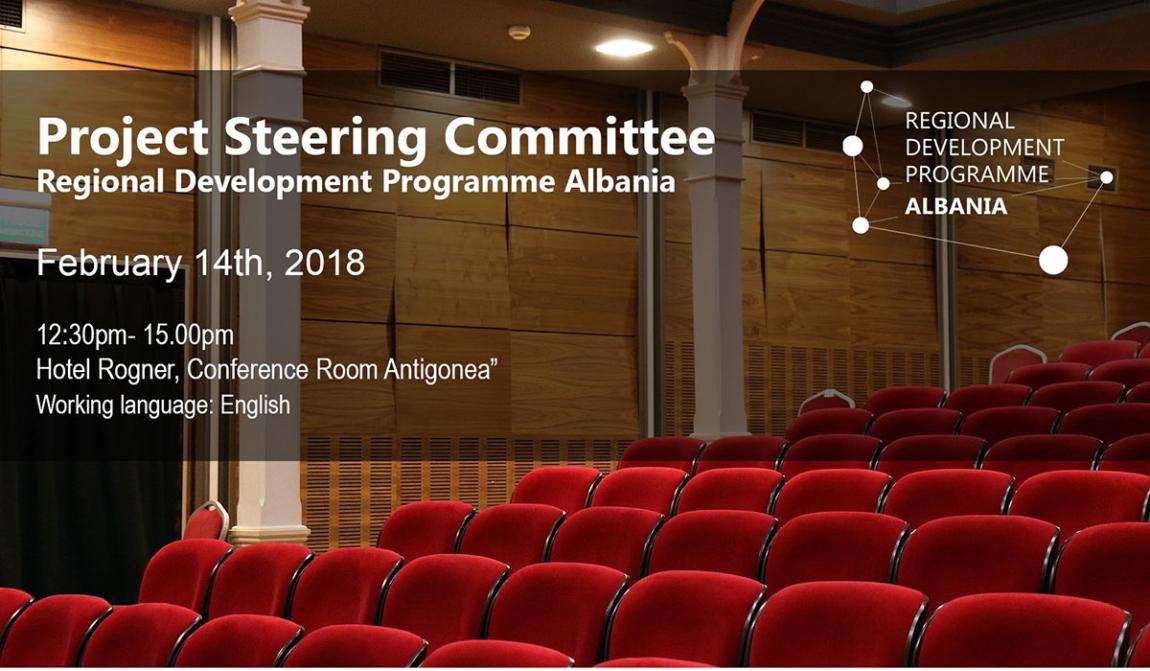 RDPA 1st Steering Committee