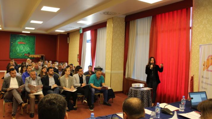 Info Session Nr. 1 – Tirana