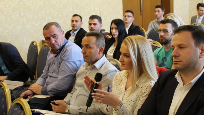 Info Session Nr. 5 – Tirana