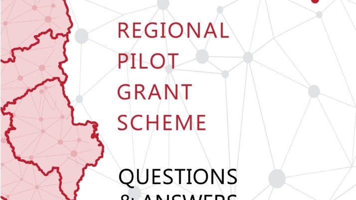 """Regional Pilot Grant Scheme – """"Questions & Answers"""""""