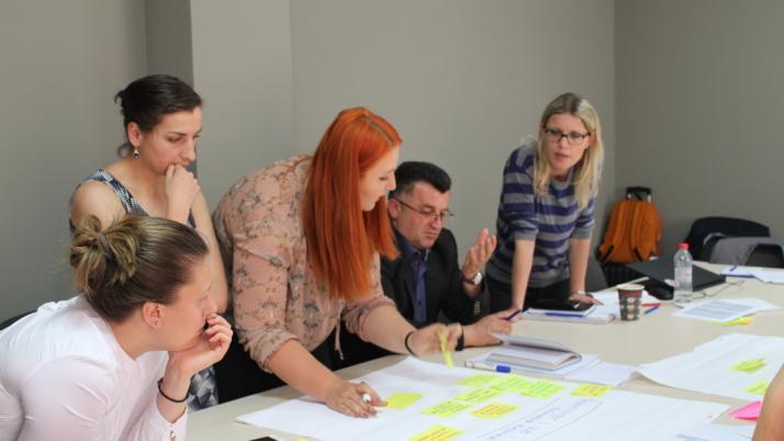 PZHRSH forcon kapacitetet e Agjencive tё Zhvillimit Rajonal nё Planifikim dhe Programim