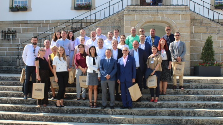 Study Visit in Portugal: A rich learning experience on EU regional development approach