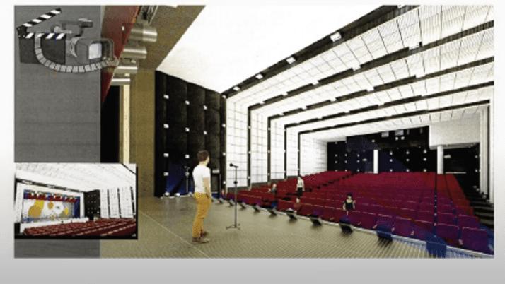 "Rehabilitation of the concert hall of the Palace of Culture ""Ibrahim Berdaku"", Kruja Municipality"